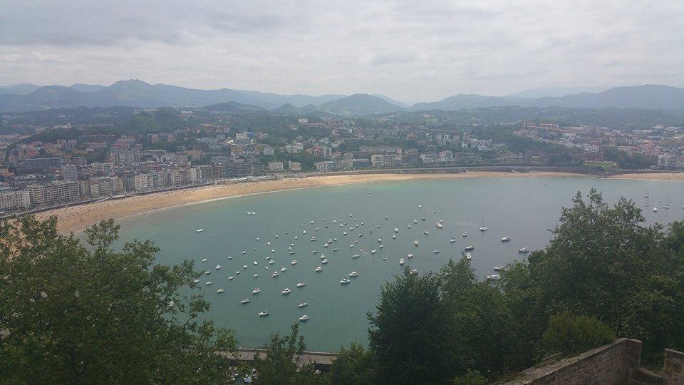 playa de la concha spain
