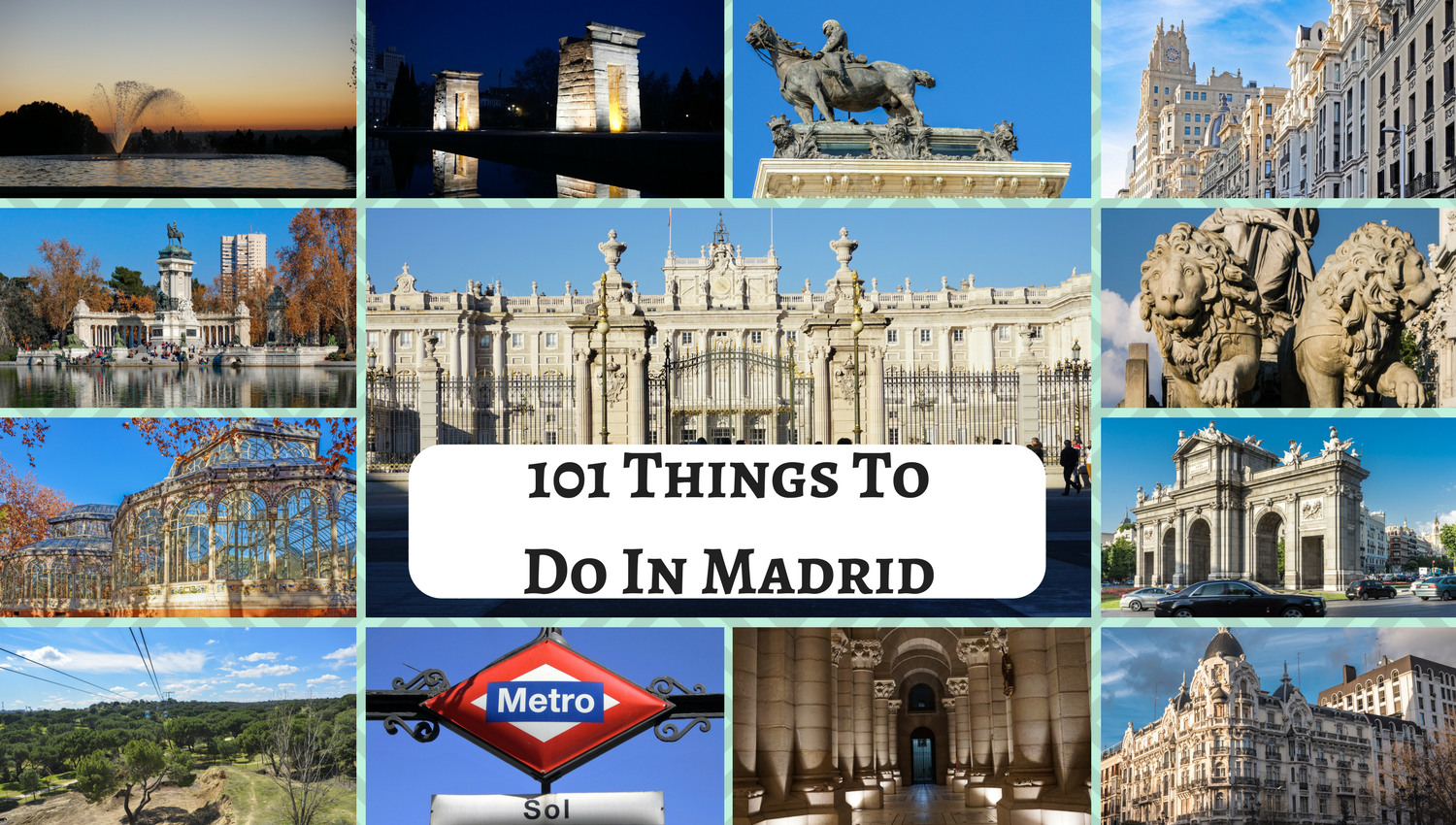 101 Remarkable Things To Do In Madrid, Spain