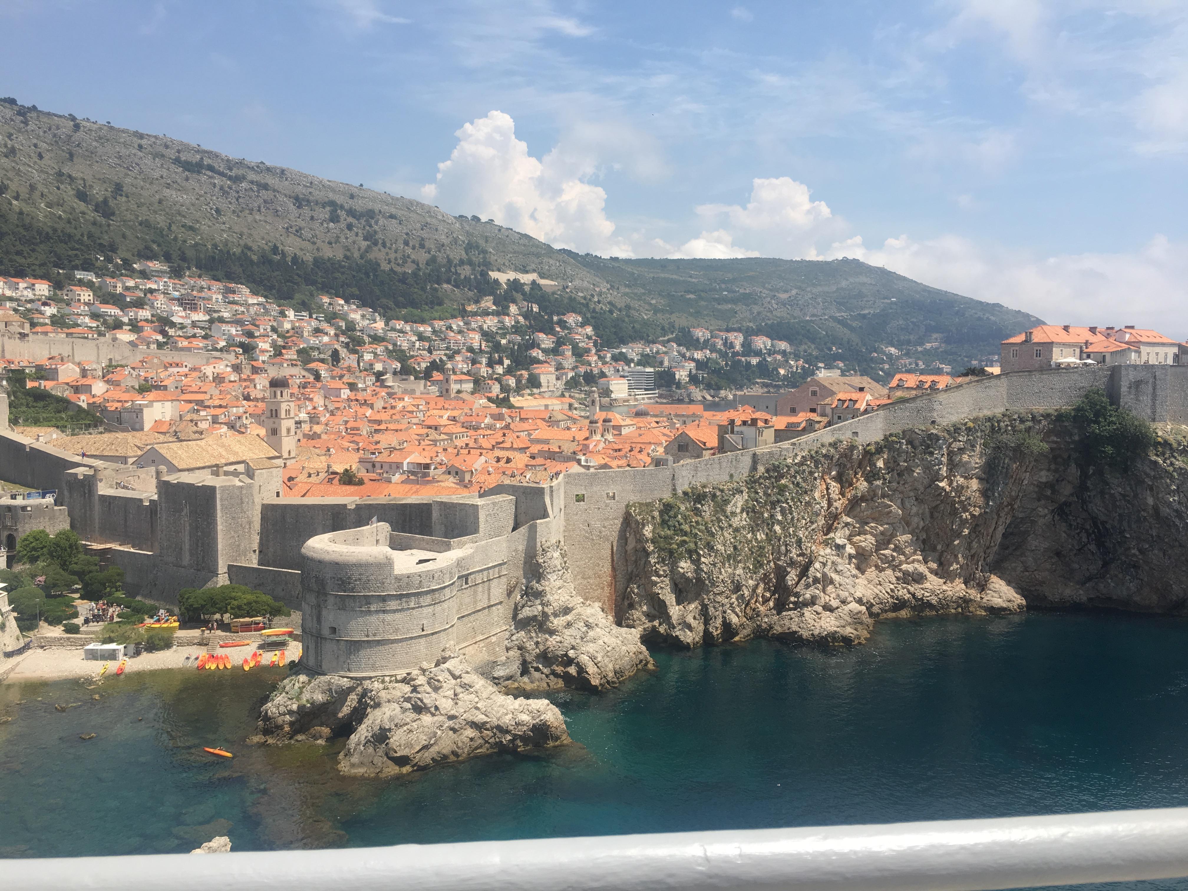 Dubrovnik-wall-croatia
