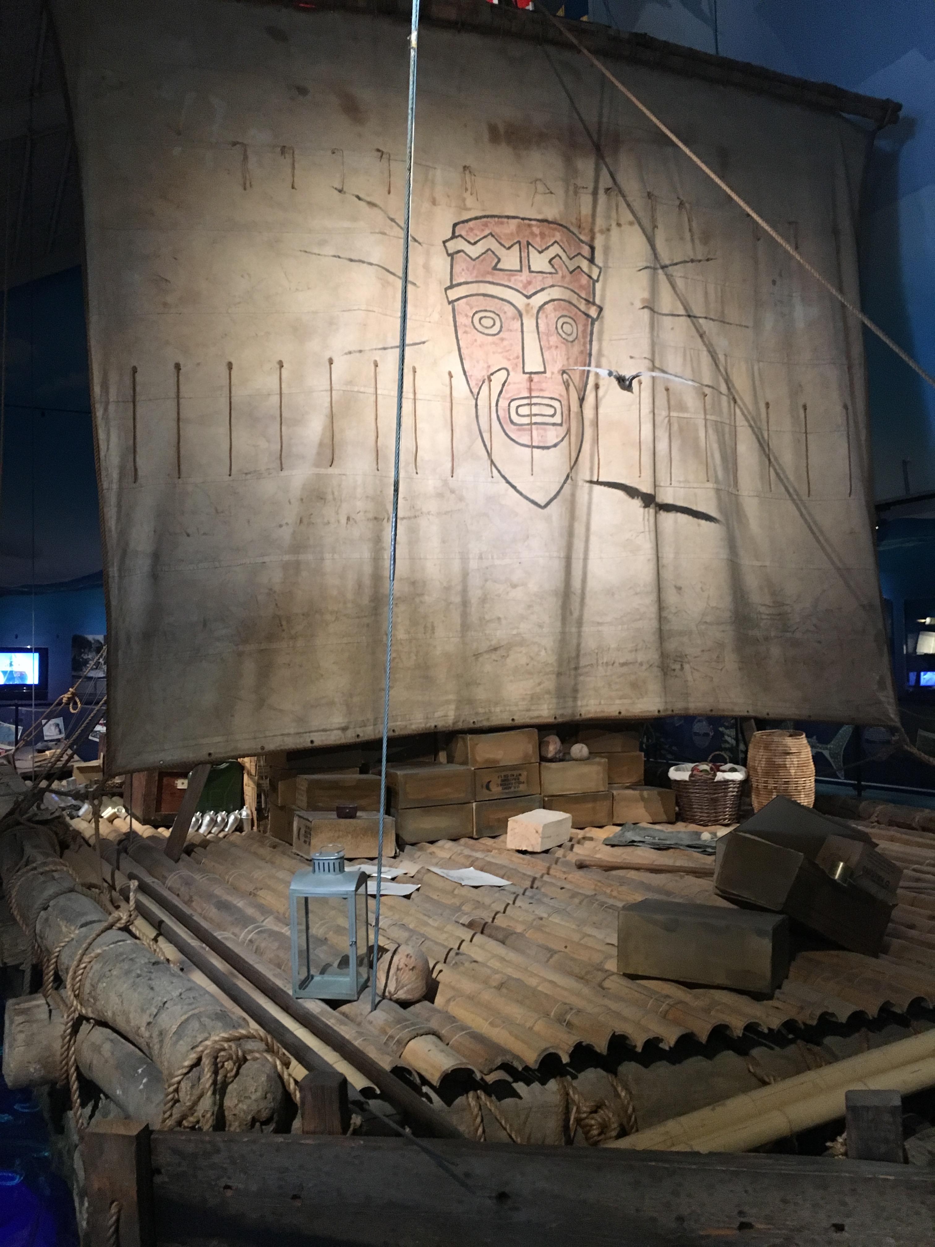 kon tiki-museum-oslo-norway
