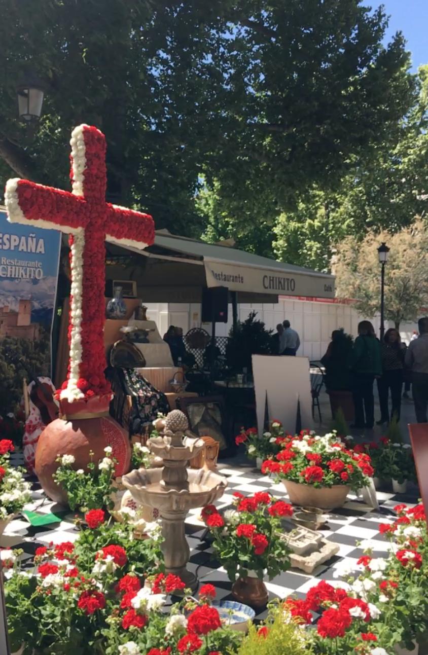 dia de la cruz granada