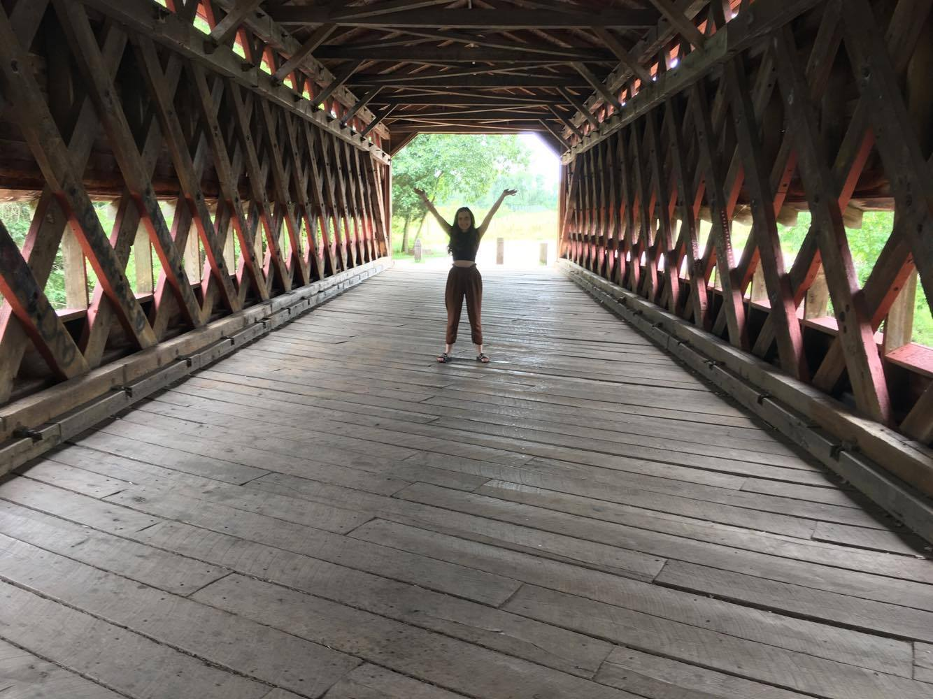 Sachs Covered Bridge: The Most Haunted Bridge in America