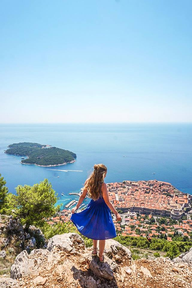 solo-travel-photo-dubrovnik
