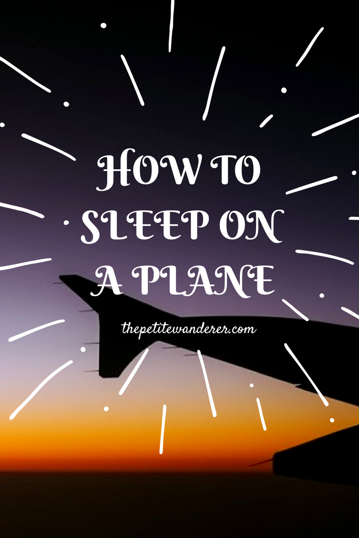 How to Sleep While Traveling: Tips for Sleeping on a Plane, Bus, or Train
